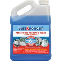 800006 Wet And Forget Moss, Mildew, Algae, & Mold Stain Remover Wet And Forget Moss, Mildew, Algae, & Mold Stain Remover