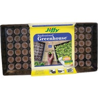 J372ST-20 Jiffy Professional Greenhouse Seed Starter Kit With Superthrive