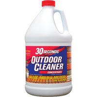 1G30S 30 seconds Outdoor Cleaner Algae, Mold & Mildew Stain Remover 30 Second Biodegradable Outdoor Moss And Algae Remover