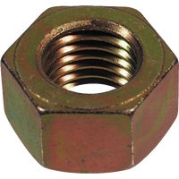 180403 Hillman Grade 8 Yellow Dichromate Hex Nut hex nuts