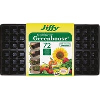 T72HST-14 Jiffy Seed Starter Kit With Superthrive