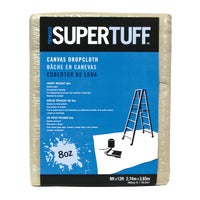 58901 Trimaco SuperTuff Heavyweight Canvas Drop Cloth cloth drop