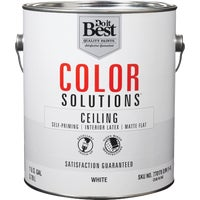 CS46W0840-16 Do it Best Color Solutions Latex Self-Priming Flat Ceiling Paint ceiling paint