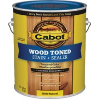 140.0019200.007 Cabot VOC Wood Toned Deck & Siding Exterior Stain