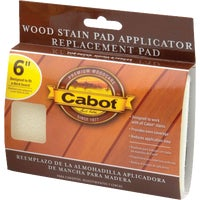 140.0000063.000 Cabot Wood Stain Applicator Replacement Pad applicator stain
