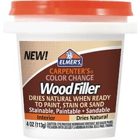 E912 Elmers Carpenters Color Change Wood Filler filler wood