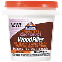 E915 Elmers Carpenters Color Change Wood Filler filler wood