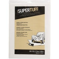 2301 Trimaco SuperTuff Plastic And Paper Combination Drop Cloth cloth drop