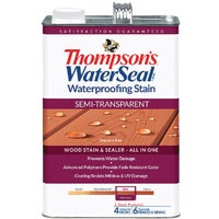 TH.042831-16 Thompsons WaterSeal Semi-Transparent Waterproofing Stain TH-042831-16, Thompsons WaterSeal Semi-Transparent Waterproofing Stain