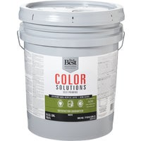 CS49W0701-20 Do it Best Color Solutions 100% Acrylic Latex Self-Priming Semi-Gloss Exterior House Paint CS49W0701-20, Do it Best Color Solutions 100% Acrylic Latex Self-Priming Semi-Gloss Exterior House Paint