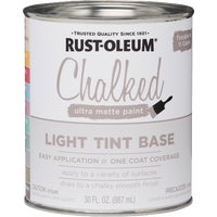 287688 Rust-Oleum Chalked Ultra Matte Chalk Paint chalk paint