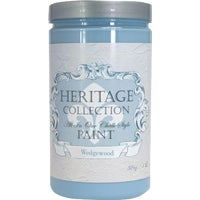 WEDGHCQT Heirloom Traditions Heritage Collection All-In-One Chalk Style Paint chalk paint
