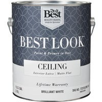 HW36W0840-16 Best Look Latex Paint & Primer In One Matte Flat Ceiling Paint ceiling paint