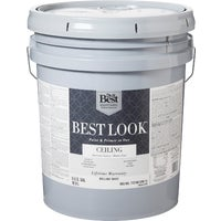 HW36W0840-20 Best Look Latex Paint & Primer In One Matte Flat Ceiling Paint ceiling paint