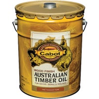 140.0019459.008 Cabot Australian Timber Oil Water Reducible Translucent Exterior Oil Finish