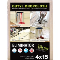 80328 Trimaco Eliminator Butyl-Back Canvas Drop Cloth cloth drop