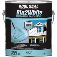 KS0063700-16 Kool Seal Blu2White Elastomeric Roof Coating