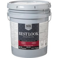 HW35W0950-20 Best Look 100% Acrylic Latex Paint & Primer In One Flat Exterior House Paint best look