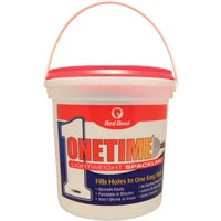 541 Red Devil Onetime Spackling Compound 541, Red Devil OneTime Spackling Compound - 1 GL