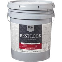 HW36W0726-20 Best Look Latex Paint & Primer In One Flat Enamel Interior Wall Paint HW36W0726-20, Best Look Latex Paint & Primer In One Flat Enamel Interior Wall Paint