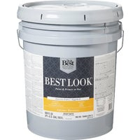 HW34W0726-20 Best Look Latex Paint & Primer In One Eggshell Interior Wall Paint HW34W0726-20, Best Look Latex Paint & Primer In One Eggshell Interior Wall Paint