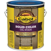 140.0007608.007 Cabot VOC Solid Color Oil Deck Stain