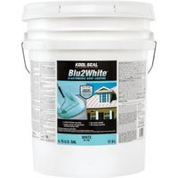 KS0063700-20 Kool Seal Blu2White Elastomeric Roof Coating