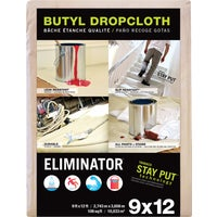 80321 Trimaco Eliminator Butyl-Back Canvas Drop Cloth cloth drop