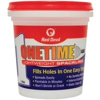 548 Red Devil Onetime Spackling Compound 548, Red Devil OneTime Spackling Compound
