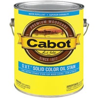 140.0006506.007 Cabot O.V.T. Solid Color Oil Exterior Stain
