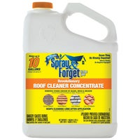 SFRCG04 Spray & Forget Mold & Mildew Roof Cleaner Concentrate SF1G-J, Spray & Forget Roof Mold & Mildew Cleaner Concentrate