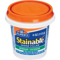 E889 Elmers Stainable Interior/Exterior Wood Filler filler wood