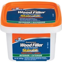 E891 Elmers Stainable Interior/Exterior Wood Filler