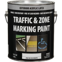 Z90W00810-16 Latex Traffic And Zone Marking Traffic Paint