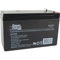 SLA1075 Interstate All Battery Power Patrol 12V Security Sytem Battery