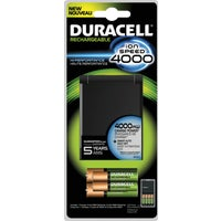 66105 Duracell Ion Speed 4000 Battery Charger battery charger
