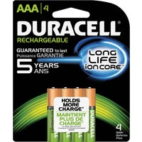 66160 Duracell AAA Rechargeable Battery battery rechargeable