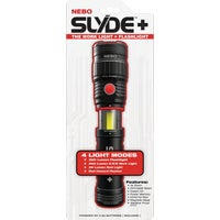 6564 Nebo Slyde+ LED Flashlight & Work Light flashlight led