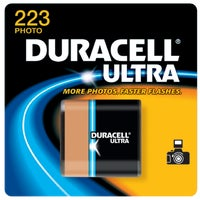 27387 Duracell 223 Ultra Lithium Battery battery specialty