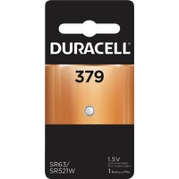 41887 Duracell 379 Silver Oxide Button Cell Battery 41887, 41887 Duracell Silver Oxide Coin Watch Battery