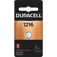 43287 Duracell 1216 Lithium Coin Cell Battery 43287, 43287 Duracell Lithium Coin Watch Battery
