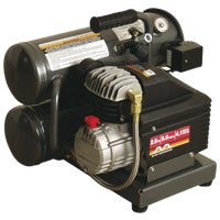 AM1-HE02-05M Mi-T-M 5 Gal. Portable Twin-Stack Air Compressor air compressor