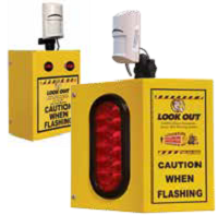 Hall - Door Monitor 3 - Hall Collision Awareness Hall - Door Monitor 3, Collision Awareness, Collision Safety, Safety Products, Forklift Safety, Warehouse Safety, Collision Awareness, Dock Safety, Dock Awareness, Hall Collision, Office Collision