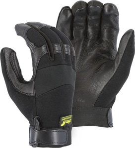 Deerskin Mechanical Gloves Extra Large