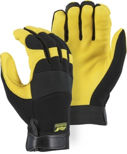 Deerskin Mechanical Gloves Large