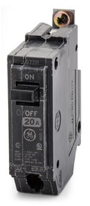 2-3/8 in. 120/240V 20A 1-Pole Circuit Breaker