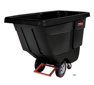450 lbs. Utility Duty Tilt Truck in Black