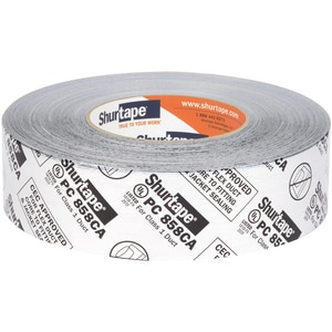 60 yd. x 2 in. Cloth Duct Tape in Silver
