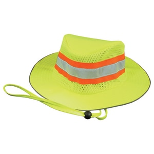 One Size Fits All Boonie Hat in Lime