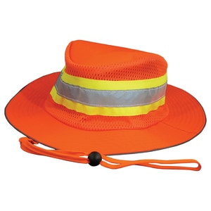 One Size Fits All Boonie Hat in Orange